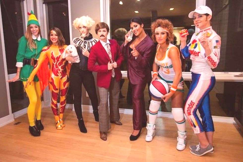 100 Awesome Group Halloween Costume Ideas for 2015 - Brit + Co