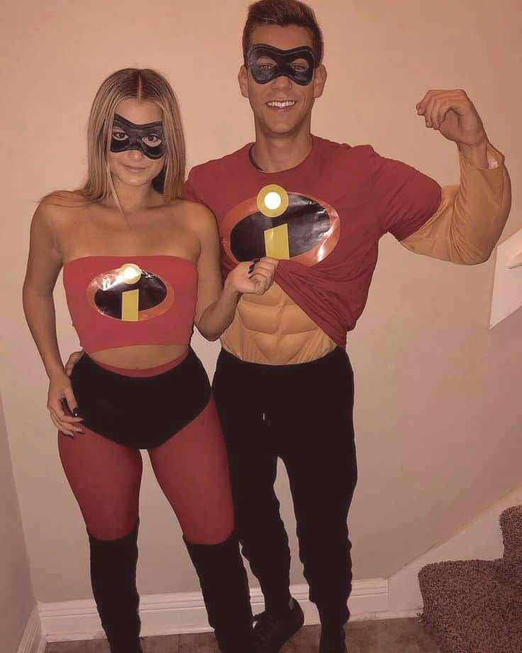 16 Couples Halloween Costume Ideas for College Parties - The Metamorphosis