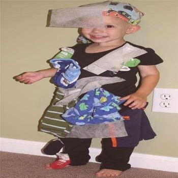 31 Insanely Clever Last-Minute Halloween Costumes