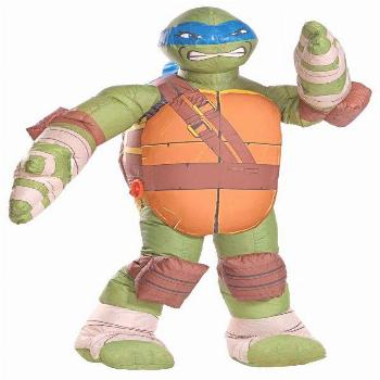Check out TMNT Inflatable Leonardo Costume For Men   Wholesale Halloween Costumes from Wholesale Ha