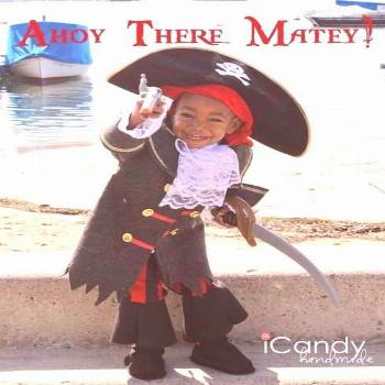 :D :)))) - Semi-Homemade Pirate Costume: DIY Pirate Boo... :D :)))) - Semi-Homemade Pirate Costume: