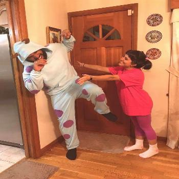 Halloween - Couple Costumes - Boo and Sully