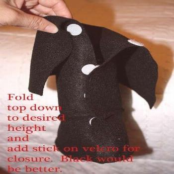 icandy handmade: (tutorial and pattern) Semi-Homemade Pirate Costume: DIY Pirate - (tutorial and pa