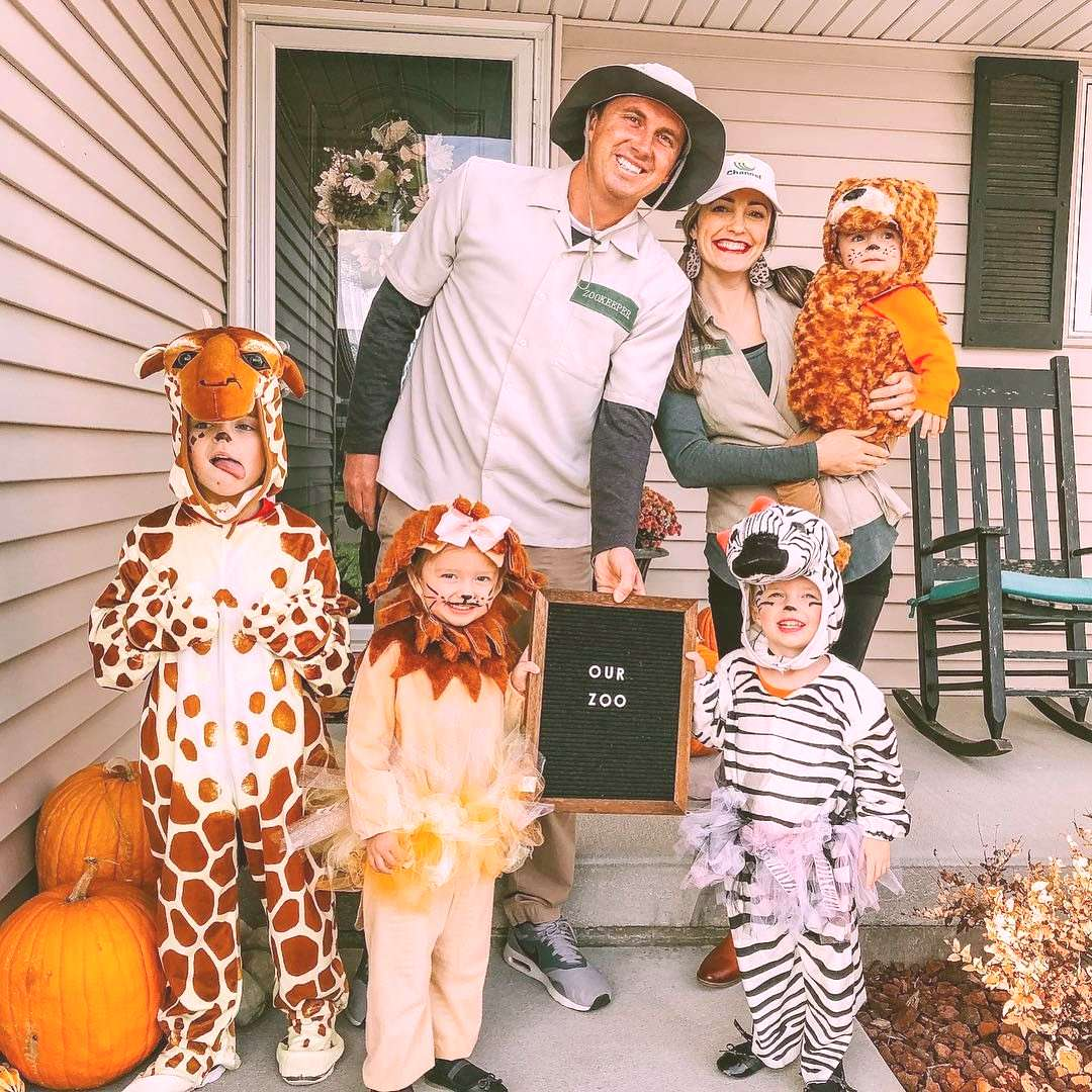 Find some amazingly creative family Halloween costume ideas to make this Halloween the best one eve