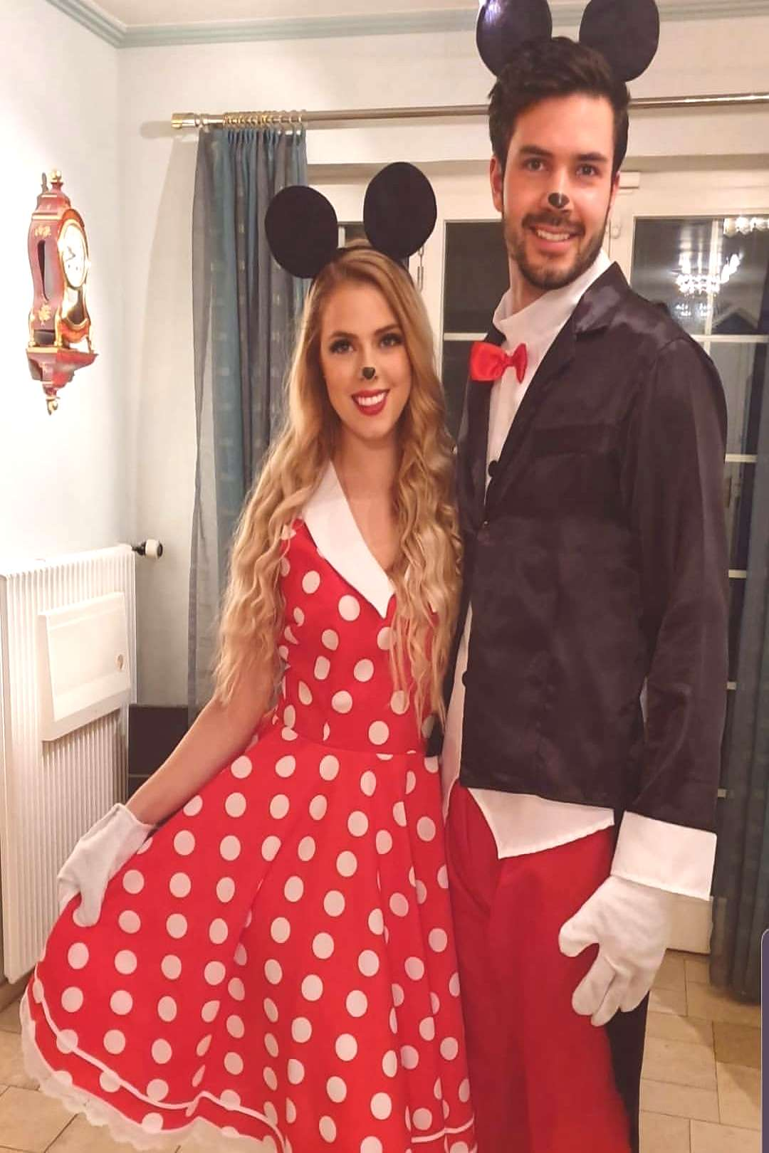 The Micky to my Minnie Mouse, the devil to my angel * * * #costum